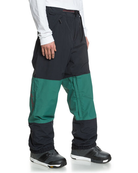ANTIQUE GREEN BOARDSPORTS SNOW QUIKSILVER MENS - EQYTP03152-GRD0