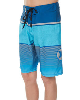 CHLORINE BLUE KIDS BOYS HURLEY BOARDSHORTS - ABBSJARV47B