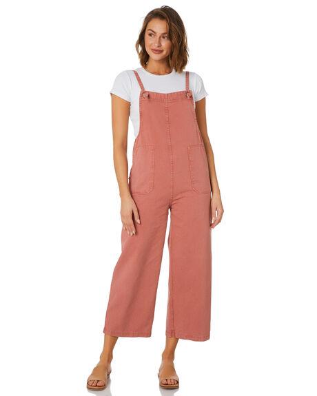 SEPIA WOMENS CLOTHING VOLCOM PLAYSUITS + OVERALLS - B2832100SEP