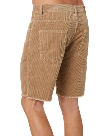 LIGHT FENNEL OUTLET MENS RUSTY SHORTS - WKM0936LFN