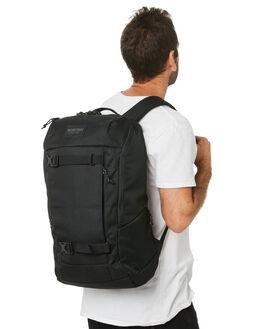 TRUE BLACK RIPSTOP MENS ACCESSORIES BURTON BAGS + BACKPACKS - 21345100002