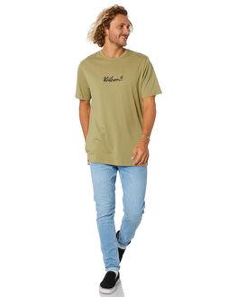 LAR MENS CLOTHING VOLCOM TEES - A5001923LAR