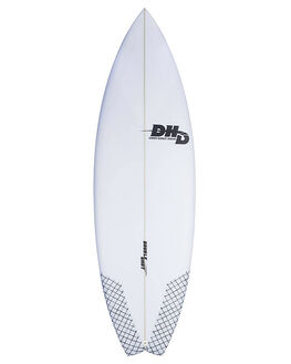 CLEAR SURF SURFBOARDS DHD PERFORMANCE - DHDOUBLESHOTCLR