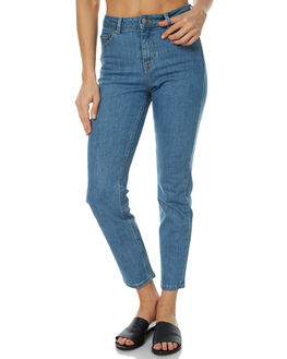 VOID BLUE WOMENS CLOTHING DR DENIM JEANS - 1710115VOIDB