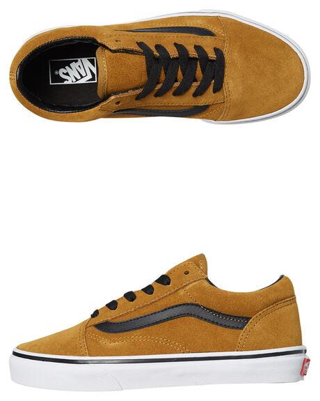 Vans Kids Old Skool Shoe - Cumin  22b5a55024