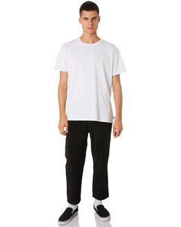 BLACK CORD MENS CLOTHING GLOBE PANTS - GB01736004BLKCO