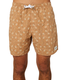 ALMOND MENS CLOTHING RHYTHM SHORTS - JAN19M-JM05-ALM