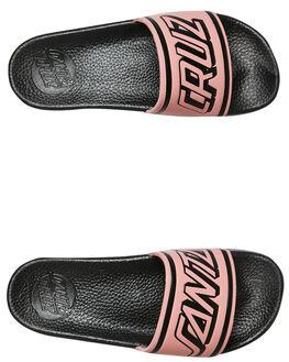 PEONY WOMENS FOOTWEAR SANTA CRUZ SLIDES - SC-WYC8699PEONY