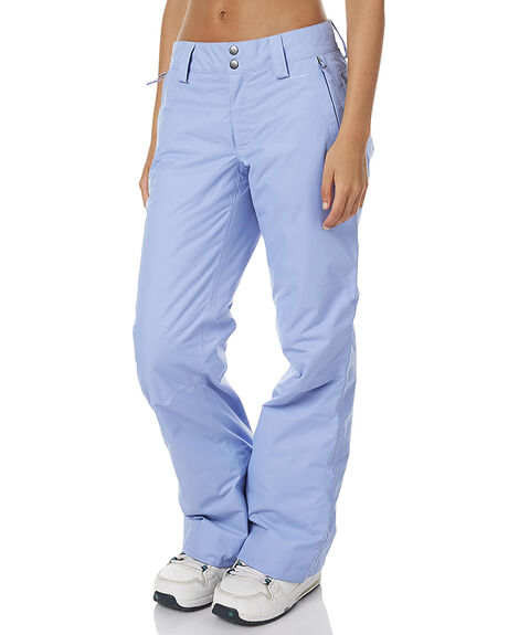 BLUE SNOW OUTERWEAR THE NORTH FACE PANTS - NF0A2TKGV5QRBLU