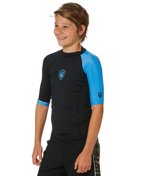 BLACK BLUE BOARDSPORTS SURF FAR KING BOYS - 2062BKBLU