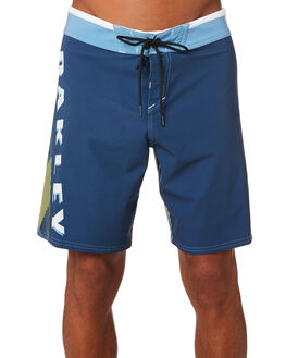 FOGGY BLUE MENS CLOTHING OAKLEY BOARDSHORTS - 4825696FB