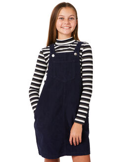 NAVY KIDS GIRLS EVES SISTER DRESSES - 9910067NAVY