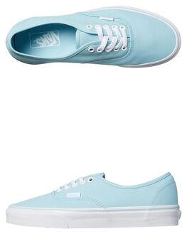 CRYSTAL BLUE WOMENS FOOTWEAR VANS SNEAKERS - SSVN-08EMMQWCRBLW