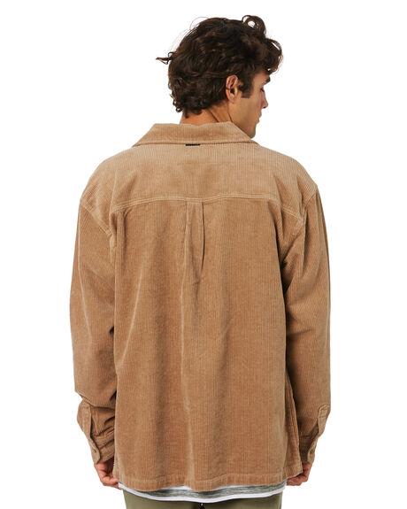 LATTE MENS CLOTHING RUSTY JACKETS - WSM0997LAT