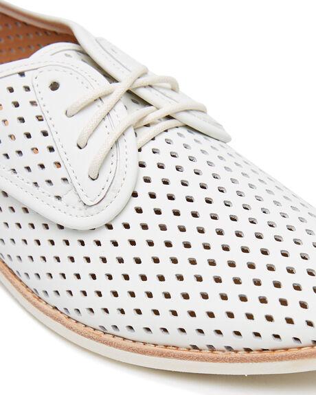 WHITE WOMENS FOOTWEAR ROLLIE SNEAKERS - SC00199WHT