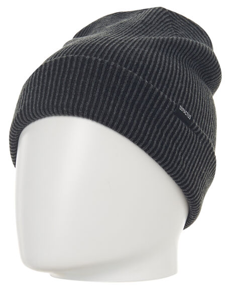 CHARCOAL MENS ACCESSORIES DEPACTUS HEADWEAR - D51711762CHAR