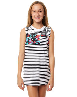 WHITE OUTLET KIDS RIP CURL CLOTHING - JDRBA11000