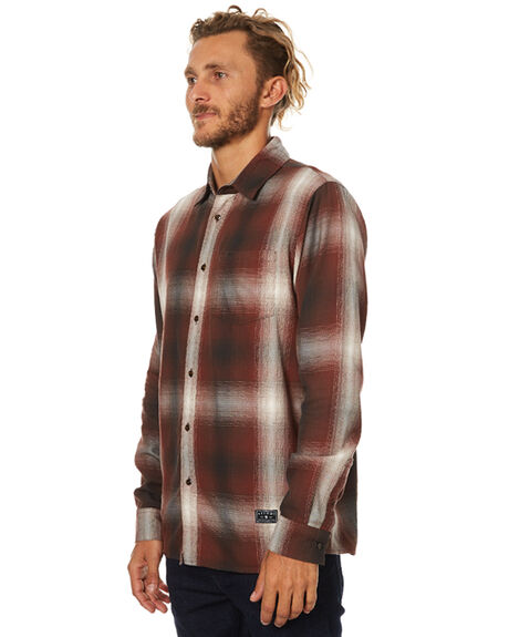 FADE WEAVE MENS CLOTHING AFENDS SHIRTS - 05-02-112FWVE