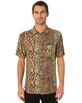 BROWN MENS CLOTHING INSIGHT SHIRTS - 5000005183BRN
