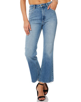 90S BLUE WOMENS CLOTHING ROLLAS JEANS - 12713-829