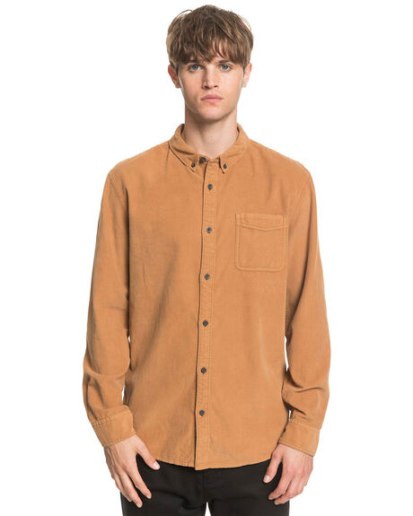 RUBBER MENS CLOTHING QUIKSILVER SHIRTS - EQYWT03910-CPP0