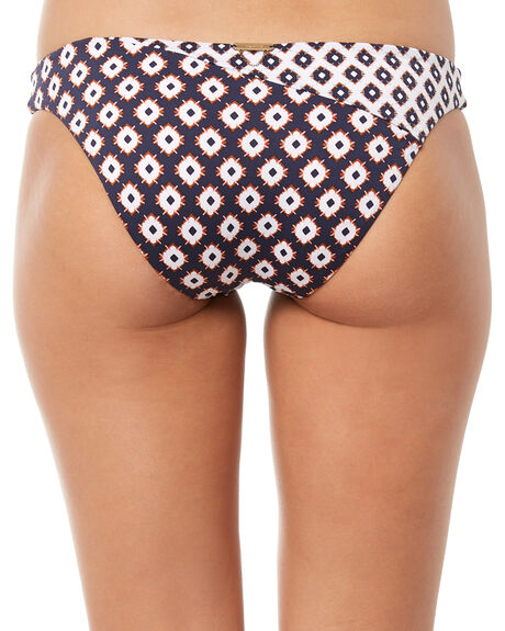 PATCHWORK OUTLET WOMENS TIGERLILY BIKINI BOTTOMS - T381569PTCH