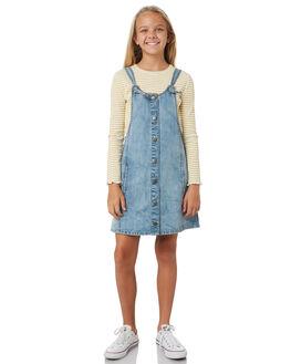 DENIM KIDS GIRLS EVES SISTER DRESSES + PLAYSUITS - 9550037DEN