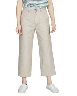 PURE CASHMERE WOMENS CLOTHING QUIKSILVER PANTS - EQWNP03006-CLB0