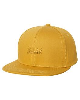ARROWWOOD MENS ACCESSORIES HERSCHEL SUPPLY CO HEADWEAR - 1110-0685-OSARRO
