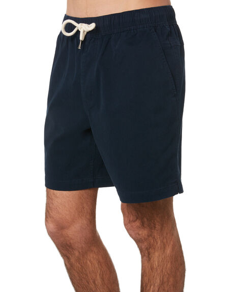 NAVY MENS CLOTHING ACADEMY BRAND SHORTS - 20S602NVY