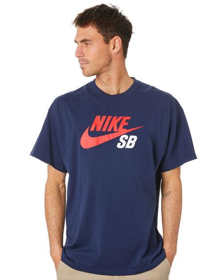 NAVY MENS CLOTHING NIKE TEES - CV7539410