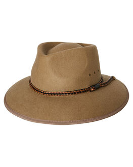 PORTOBELLA MENS ACCESSORIES RUSTY HEADWEAR - HHM0441PBO