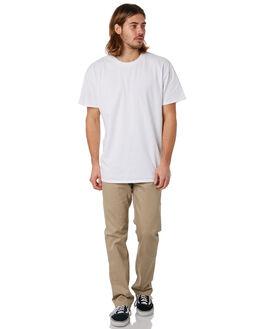 KHAKI MENS CLOTHING VOLCOM PANTS - A11317G3KHA