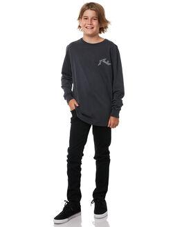 SALT BLACK KIDS BOYS RIP CURL PANTS - KDECX19423