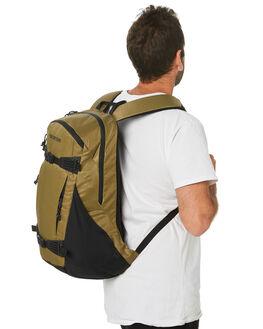 OLIVE FLIGHT SATIN MENS ACCESSORIES BURTON BAGS + BACKPACKS - 152861300