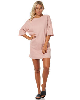 MAUVE WOMENS CLOTHING MINKPINK DRESSES - MB1702053MAU