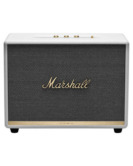 WHITE MENS ACCESSORIES MARSHALL AUDIO + CAMERAS - 155691WHI