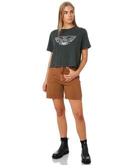 BRONZE WOMENS CLOTHING THRILLS SHORTS - WTR9-352CBRNZ