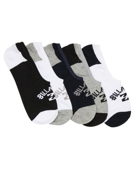 MIXED MENS CLOTHING BILLABONG SOCKS + UNDERWEAR - 9603602MXD