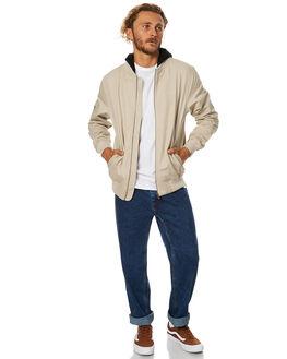 BEIGE MENS CLOTHING RPM JACKETS - 7AMT24ABEIGE
