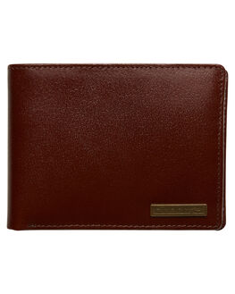 DARK COFFEE MENS ACCESSORIES RUSTY WALLETS - WAM0520DCF