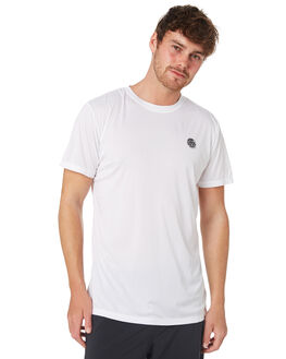 WHITE OUTLET BOARDSPORTS RIP CURL RASHVESTS - WLY7TM1000