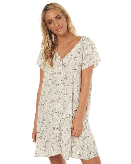 CREAM WOMENS CLOTHING SWELL DRESSES - S8171464CREAM