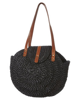 BLACK WOMENS ACCESSORIES BILLABONG BAGS - 6661115ABLK
