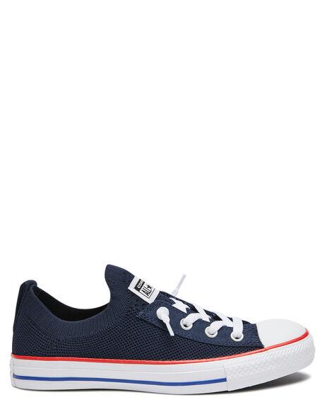OBSIDIAN WOMENS FOOTWEAR CONVERSE SNEAKERS - 567027COBSI