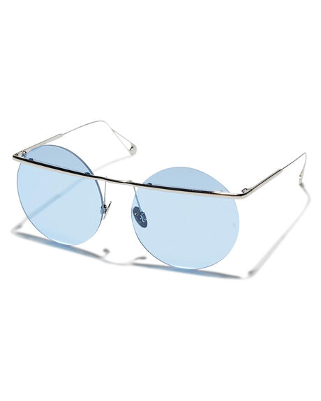 BLUE WOMENS ACCESSORIES SUNDAY SOMEWHERE SUNGLASSES - SUN142-SKY-SUNBLU