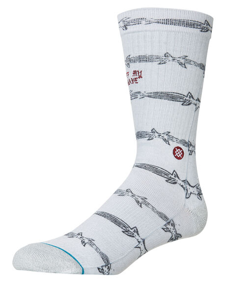 GREY MENS CLOTHING STANCE SOCKS + UNDERWEAR - M556C18OMWGRY