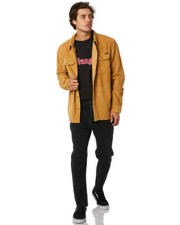 MUSTARD MENS CLOTHING WRANGLER SHIRTS - 901563267