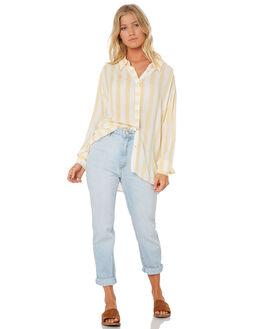 HONEY WOMENS CLOTHING RUSTY FASHION TOPS - WSL0586-HON