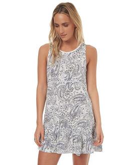 WHITE WOMENS CLOTHING VOLCOM DRESSES - B1341776WHT